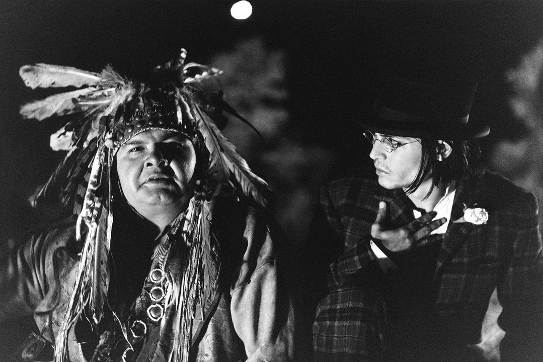 Dead Man : Foto Gary Farmer, Johnny Depp
