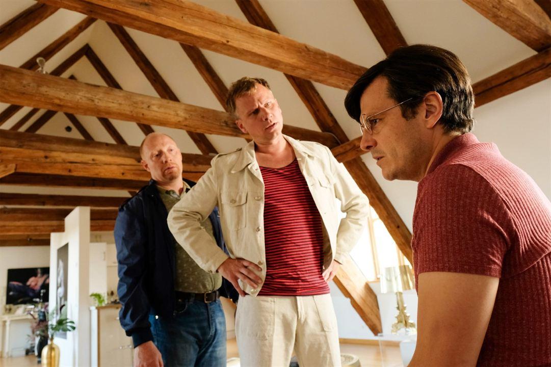 Foto Manuel Rubey, Robert Stadlober, Simon Schwarz