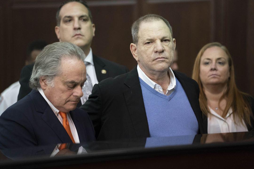 Untouchable : Foto Harvey Weinstein