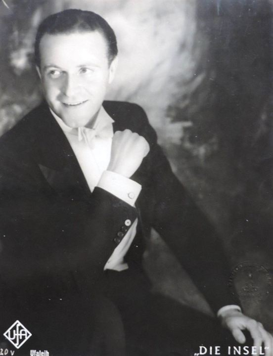 Cartel Willy Fritsch