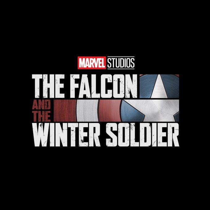 Resultado de imagen de falcon and the winter soldier poster