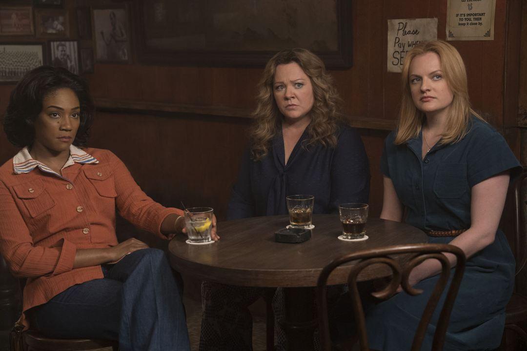 La  Cocina del Infierno: Melissa McCarthy, Tiffany Haddish, Elisabeth Moss