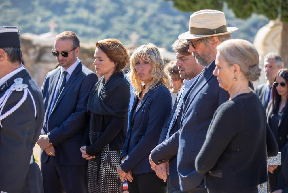 Foto Mathilde Seigner, Michel Ferracci, Serge Riaboukine, Thierry Godard, Valeria Cavalli
