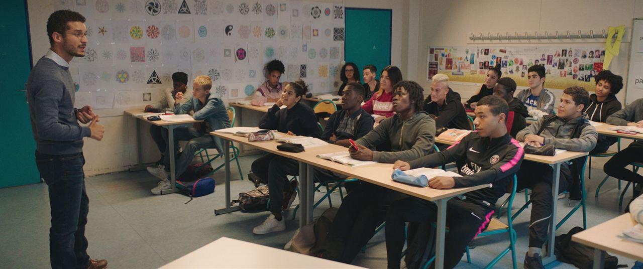 Los profesores de Saint-Denis: Soufiane Guerrab