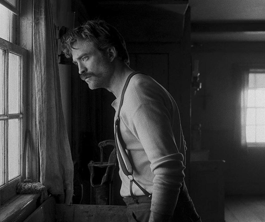 El faro : Foto Robert Pattinson