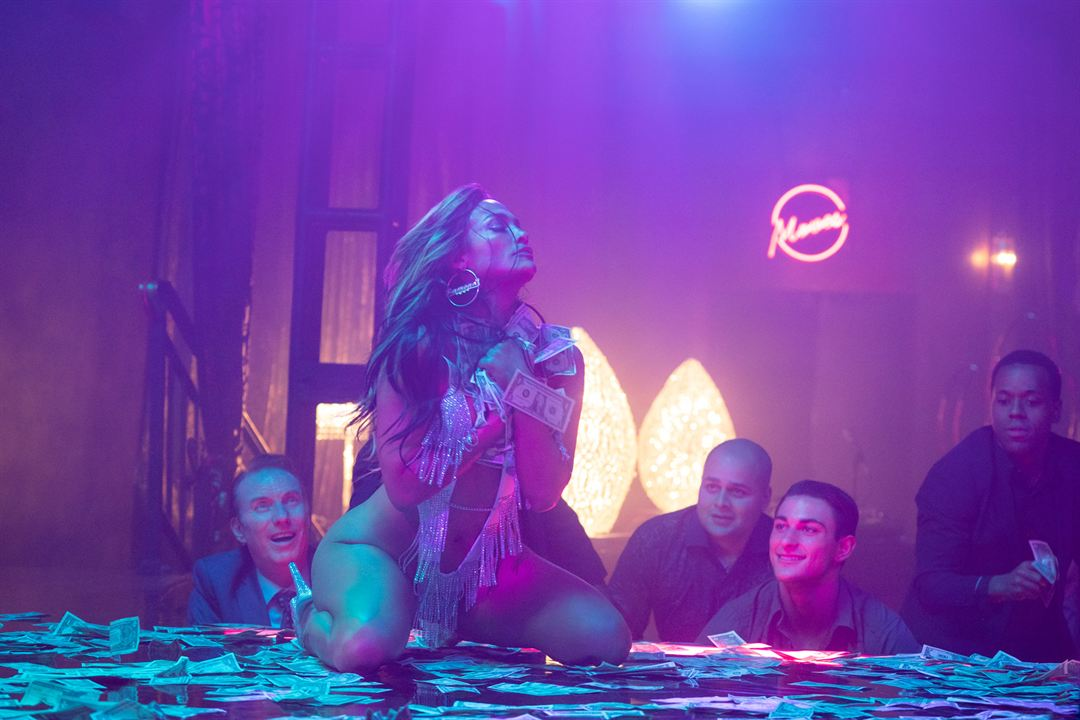 Estafadoras de Wall Street : Foto Jennifer Lopez