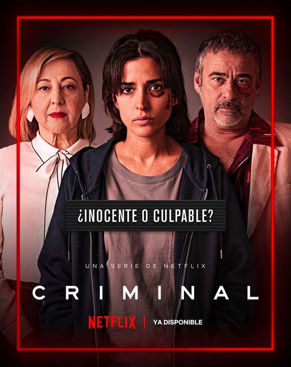 Criminal: España : Cartel