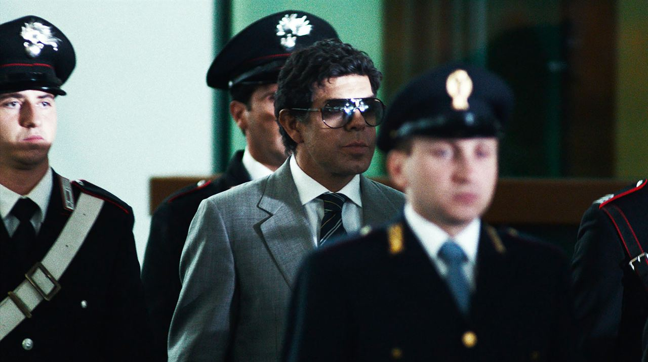 El traidor: Pierfrancesco Favino
