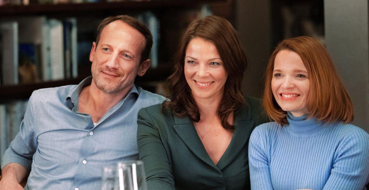 Foto Jessica Schwarz, Karoline Herfurth, Wotan Wilke Möhring