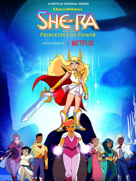 She-Ra y las princesas del poder : Cartel