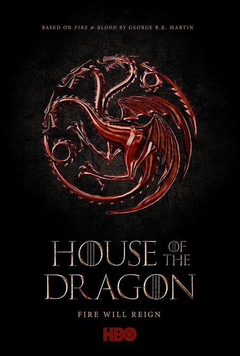 La Casa del Dragón : Cartel