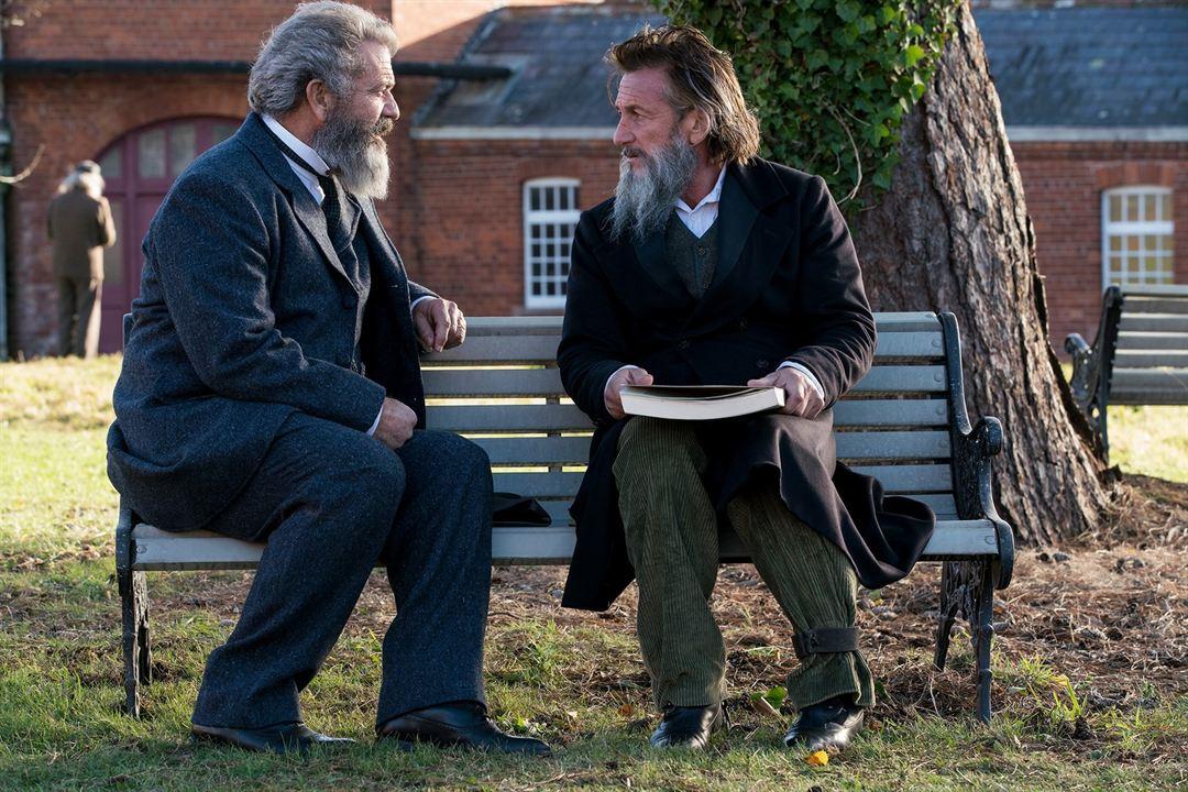 Entre la razón y la locura: Mel Gibson, Sean Penn