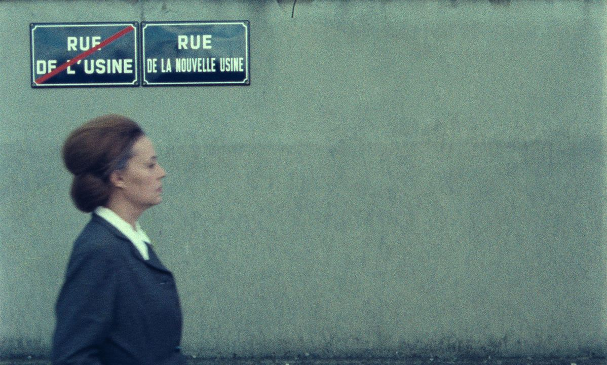 Foto Jeanne Moreau