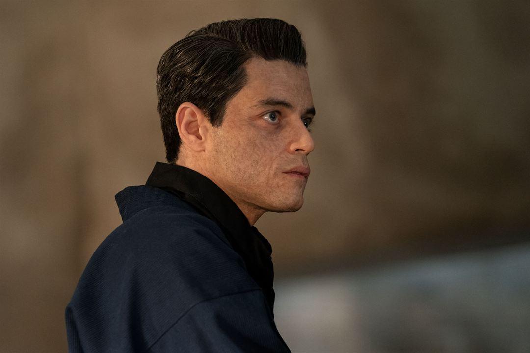 Sin tiempo para morir: Rami Malek