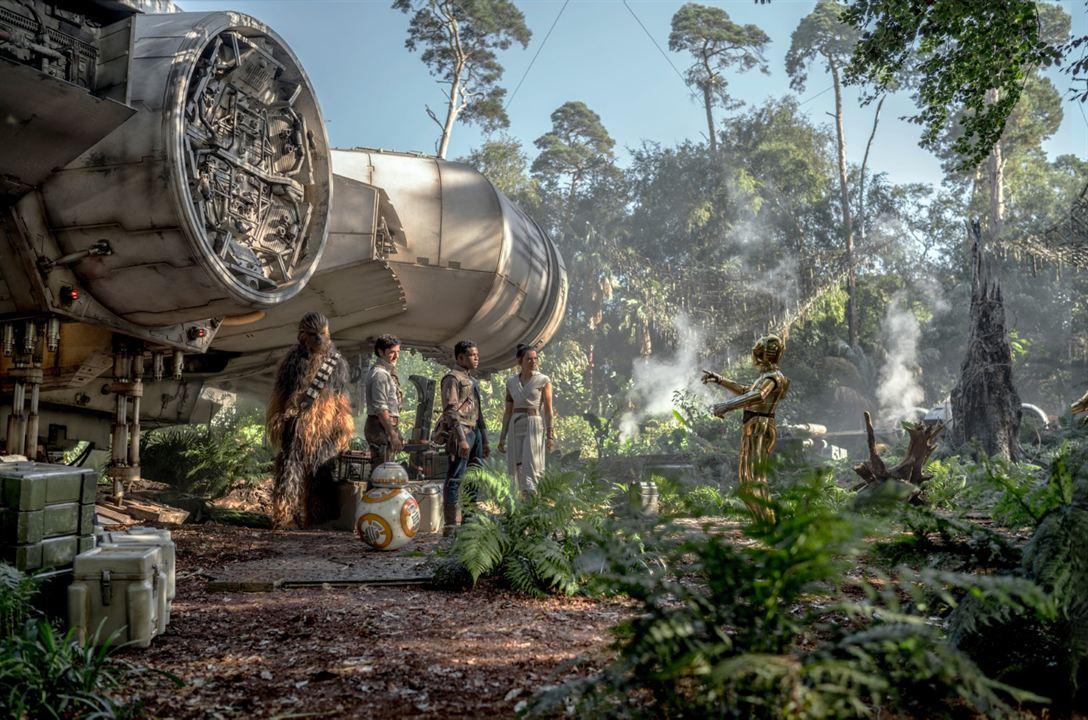 Star Wars: El Ascenso de Skywalker : Foto Anthony Daniels, Daisy Ridley, John Boyega, Oscar Isaac