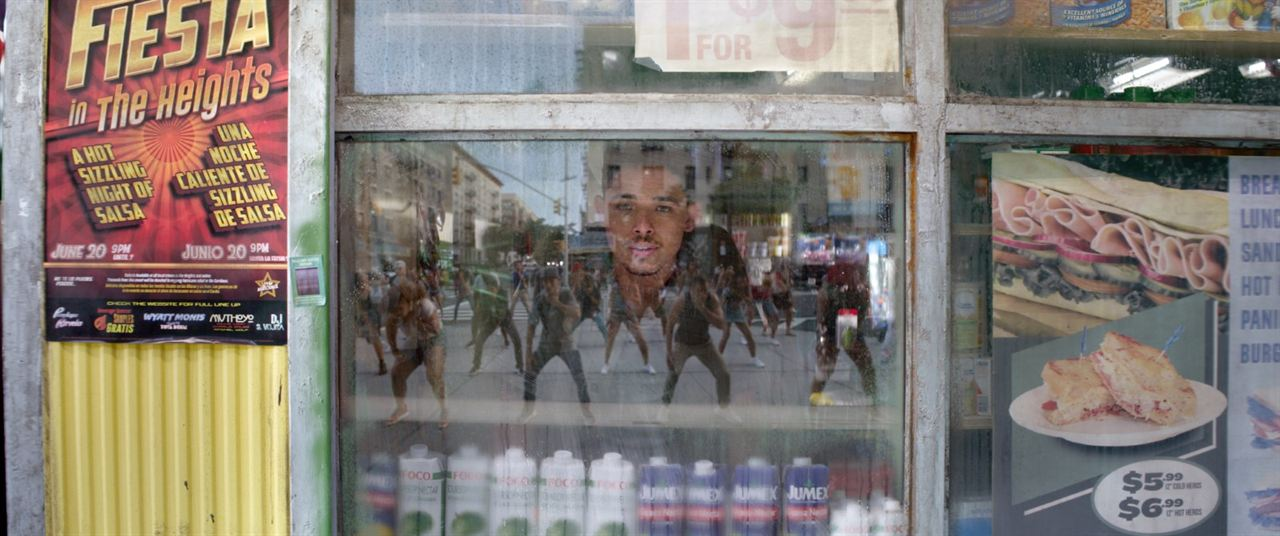 En un barrio de Nueva York : Foto Anthony Ramos