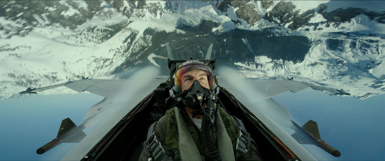Top Gun: Maverick: Tom Cruise