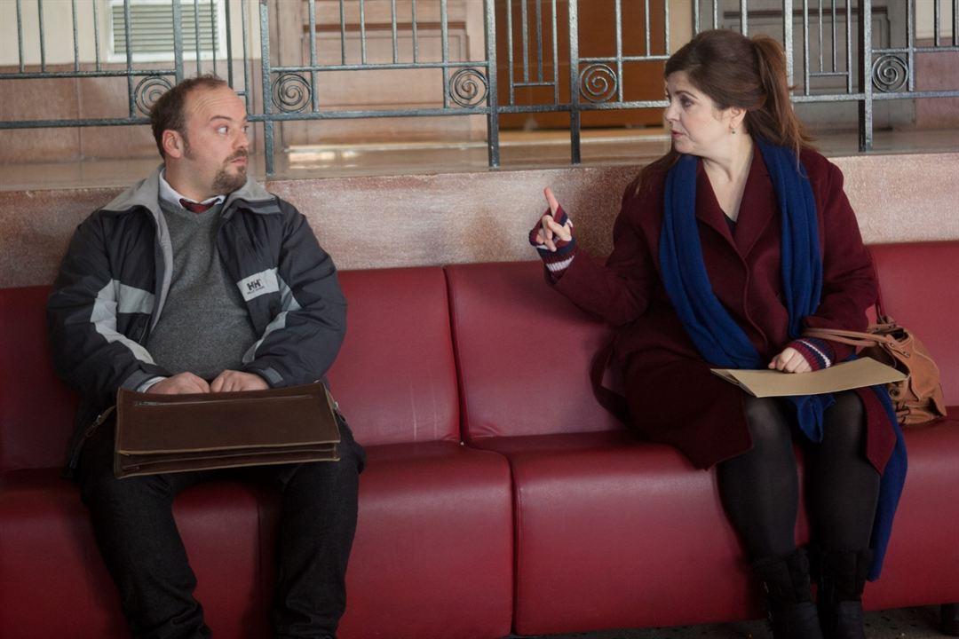 Las buenas intenciones: Agnès Jaoui, Alban Ivanov
