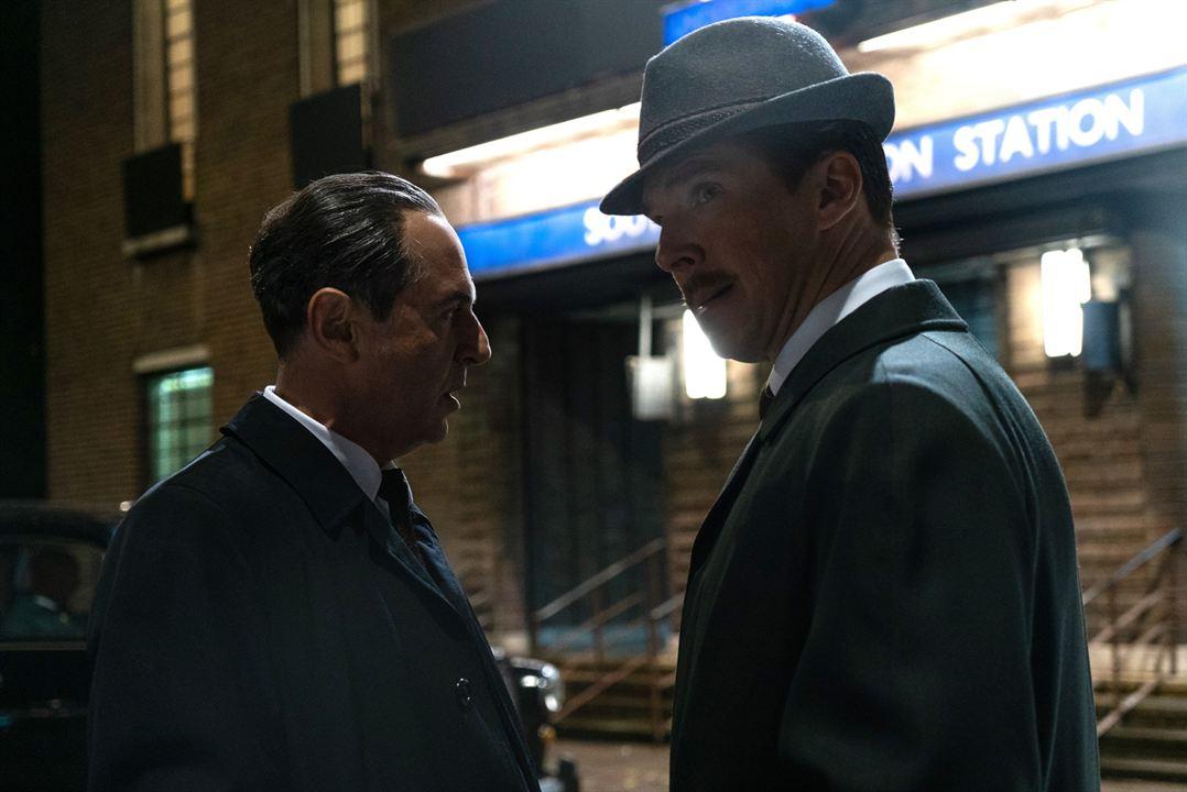 El espía inglés : Foto Benedict Cumberbatch