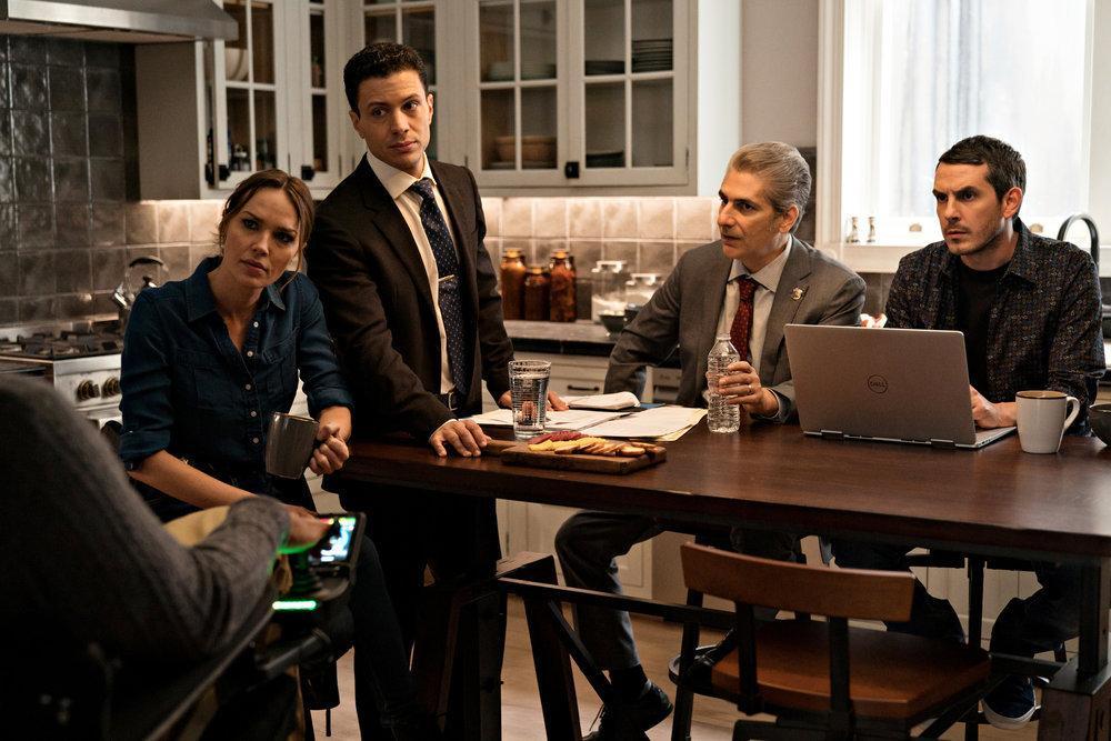Foto Arielle Kebbel, Michael Imperioli, Ramses Jimenez, Tate Ellington