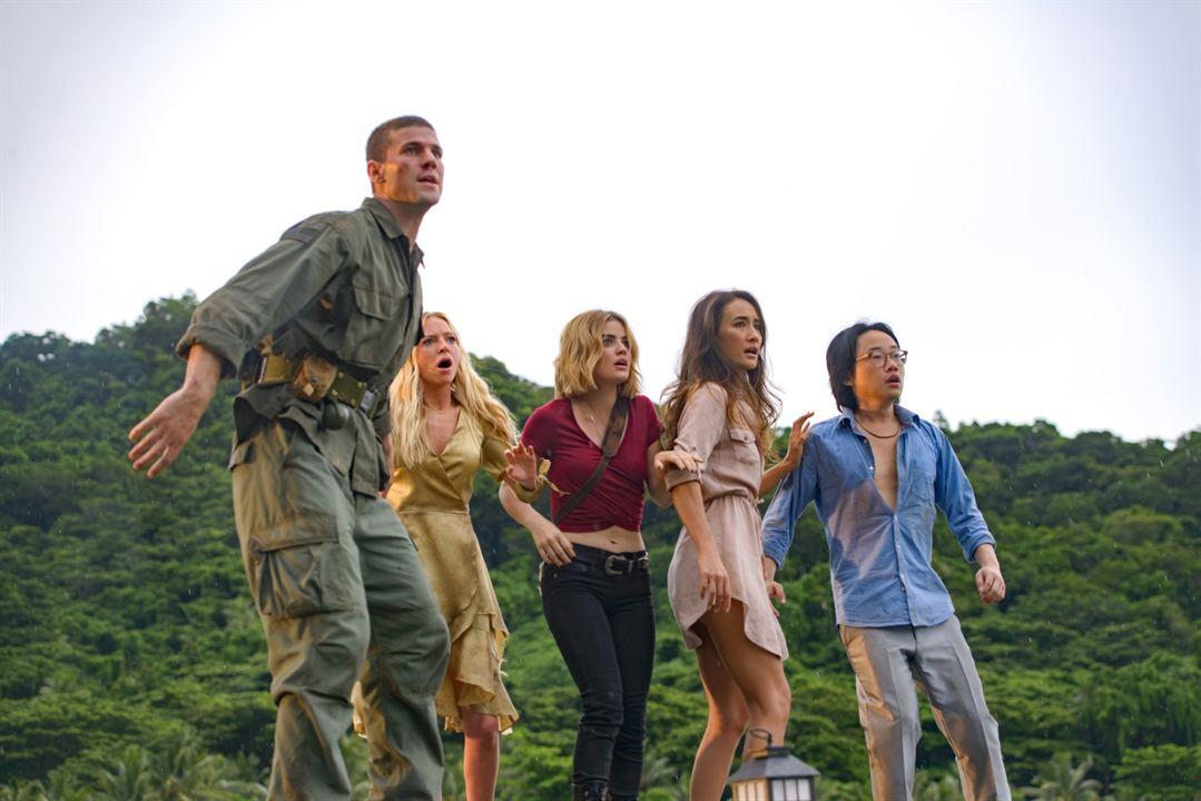 Fantasy Island : Foto Austin Stowell, Jimmy O. Yang, Lucy Hale, Maggie Q, Portia Doubleday