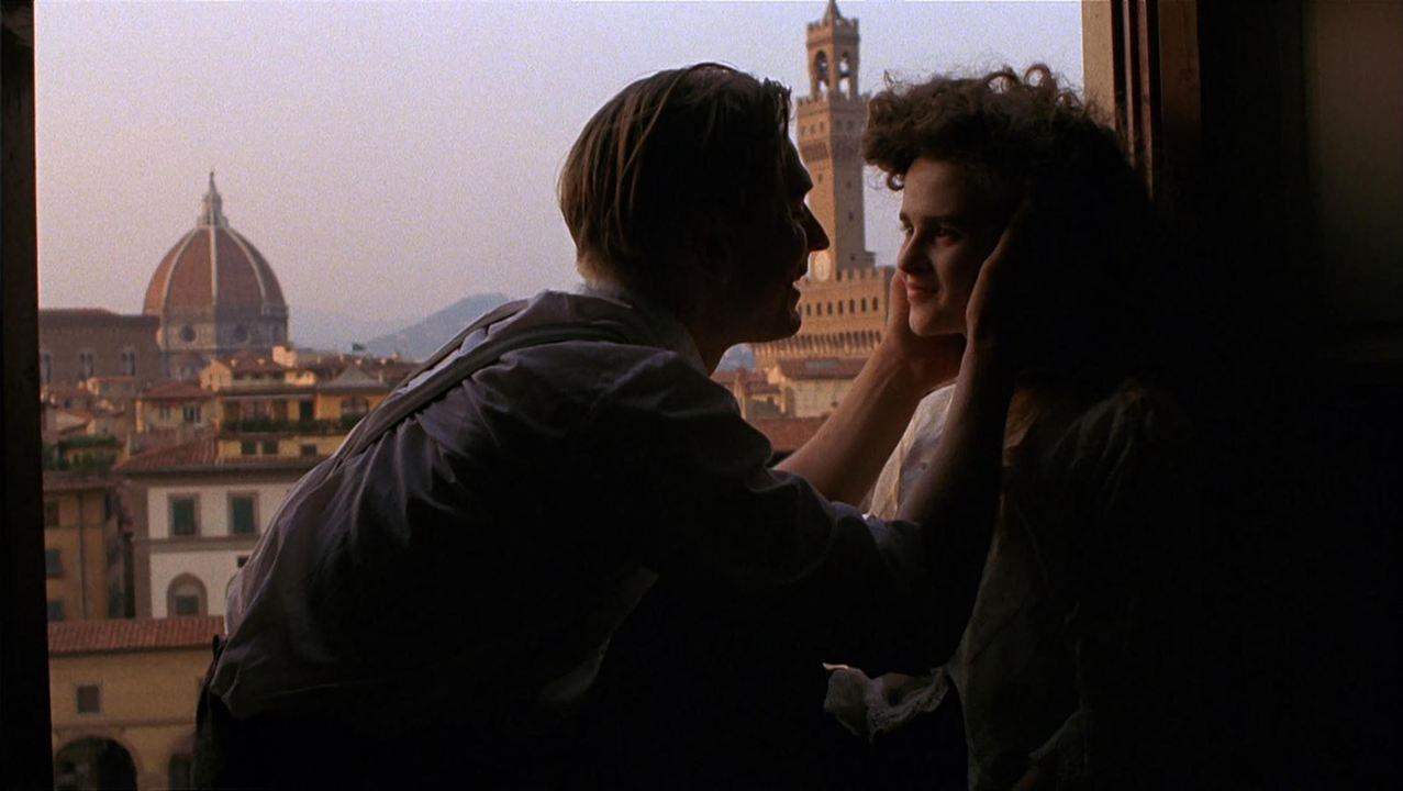 Una habitación con vistas: Helena Bonham Carter, Julian Sands