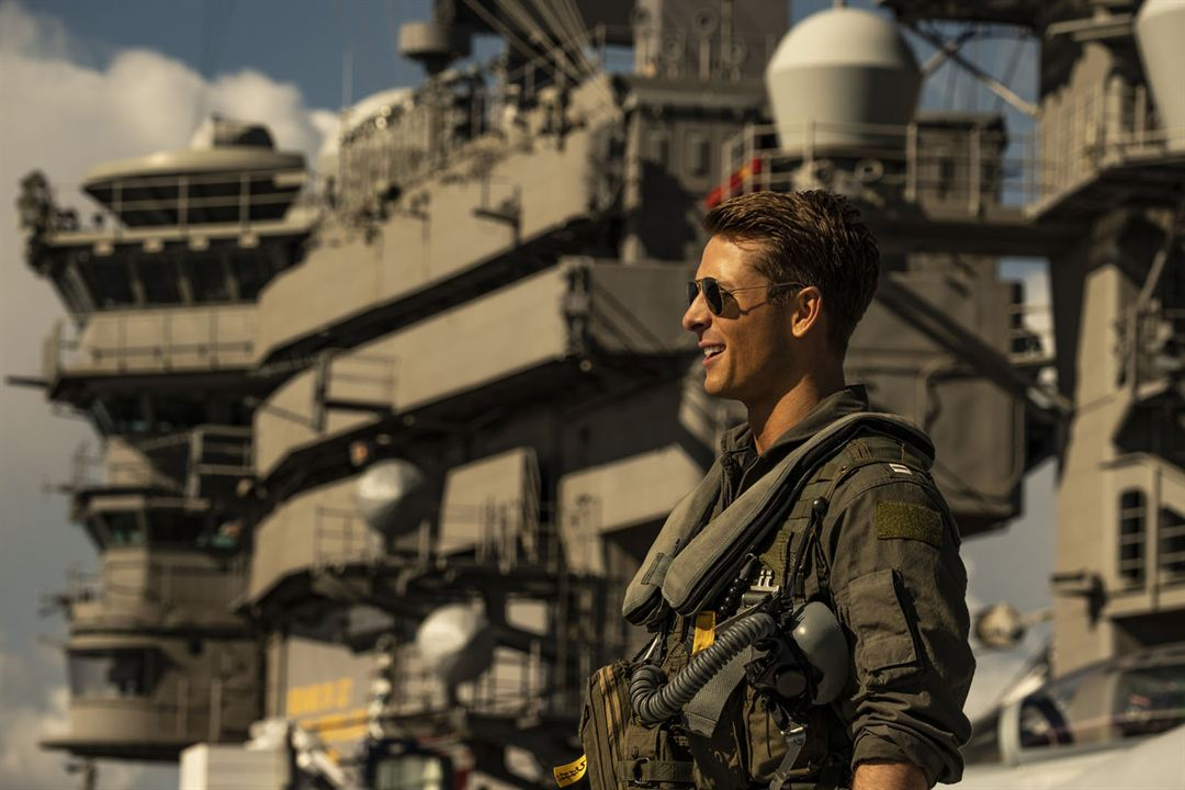 Top Gun: Maverick: Glen Powell