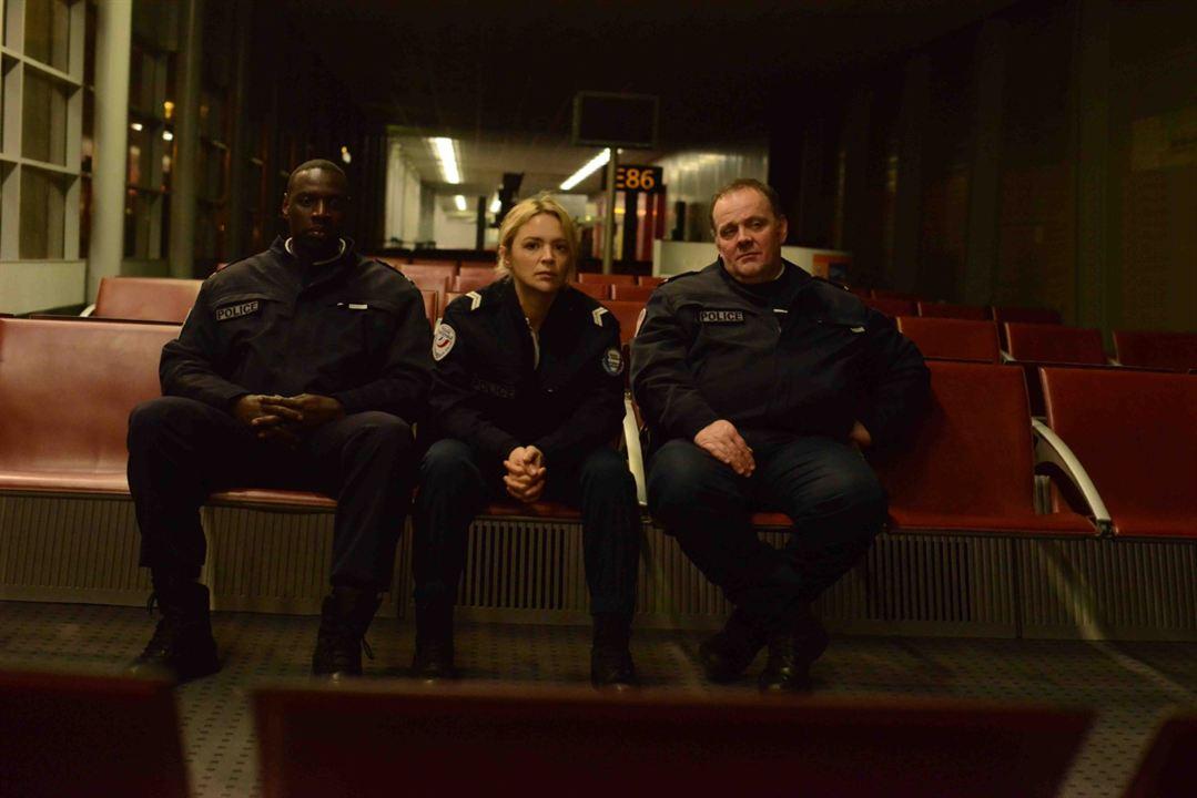 Police: Grégory         Gadebois, Omar         Sy, Virginie         Efira