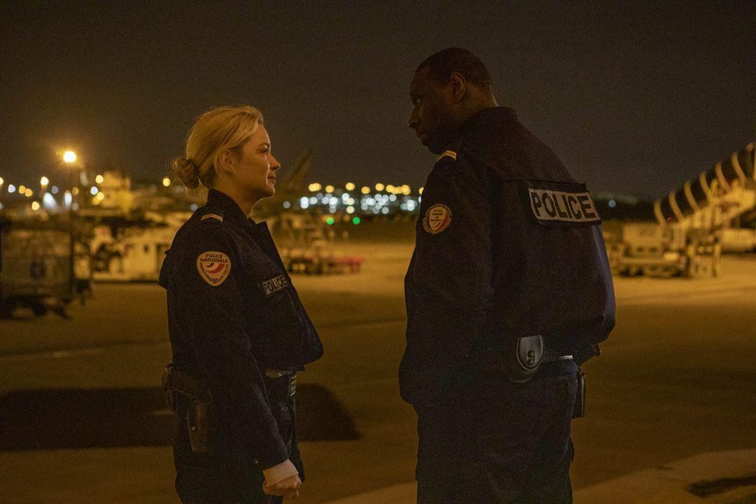 Police: Omar         Sy, Virginie         Efira
