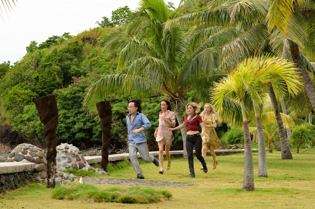 Fantasy Island : Foto Jimmy O. Yang, Lucy Hale, Maggie Q, Portia Doubleday