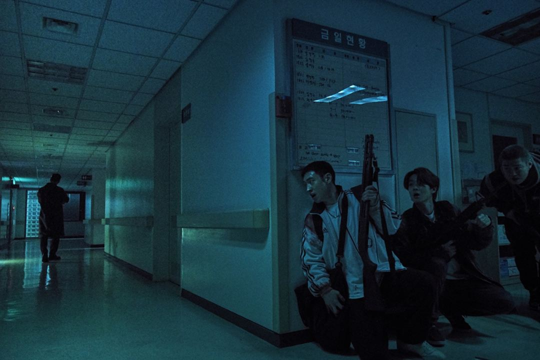 Tiempo de caza : Foto Jae-hong Ahn, Je-Hoon Lee, Park Hae-Soo, Woo-sik Choi