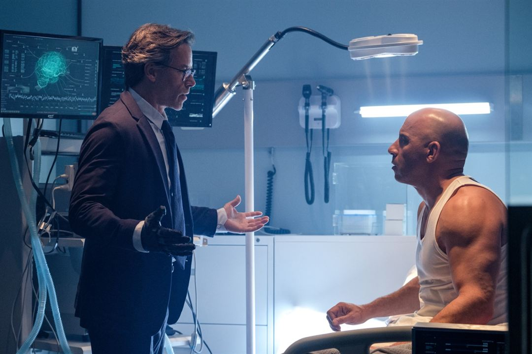 Bloodshot : Foto Guy Pearce, Vin Diesel