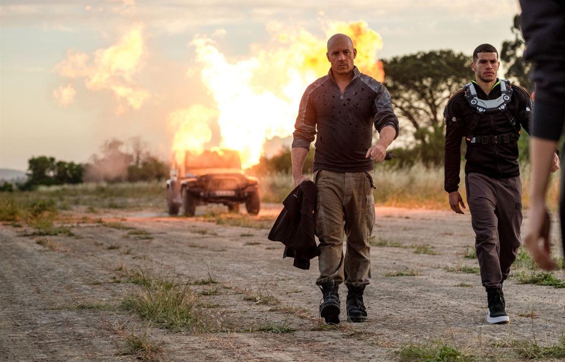 Bloodshot : Foto Alex Hernandez, Vin Diesel