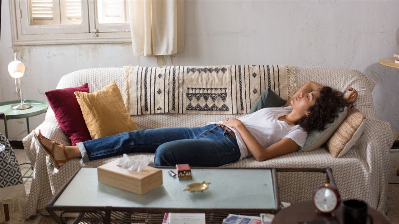 Un diván en Túnez: Golshifteh Farahani
