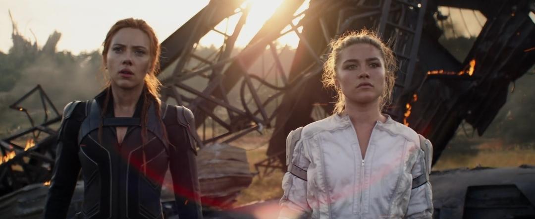 Viuda Negra: Scarlett Johansson