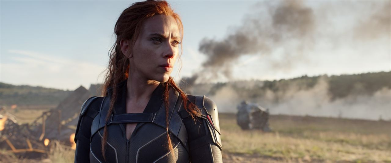 Viuda Negra : Foto Scarlett Johansson