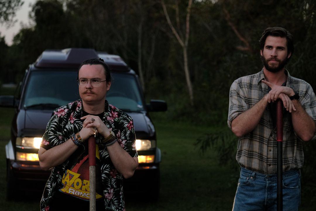 Arkansas: Clark Duke, Liam Hemsworth
