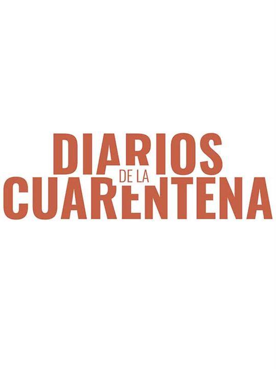 Diarios de la Cuarentena : Cartel