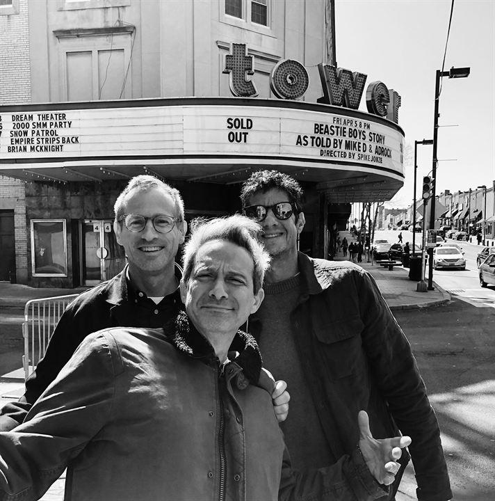 Beastie Boys Story: Mike Diamond, Spike Jonze, Adam Horovitz