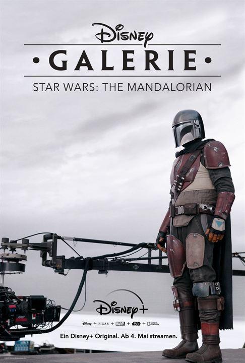 Galería Disney: Star Wars: The Mandalorian : Cartel