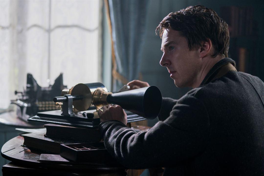 La guerra de las corrientes : Foto Benedict Cumberbatch