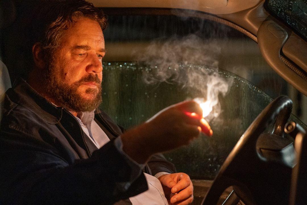 Salvaje: Russell Crowe