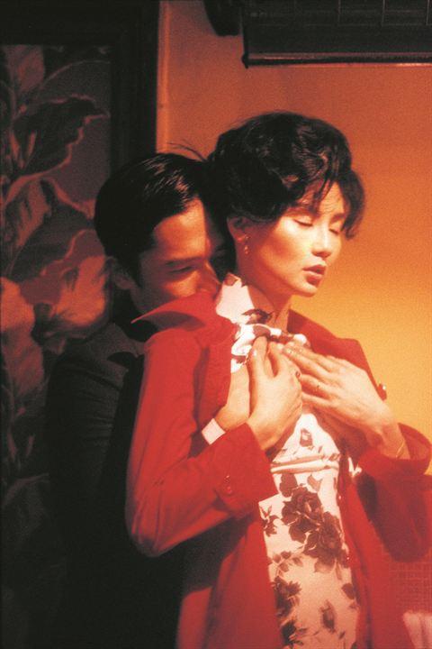 Deseando amar: Maggie Cheung, Tony Leung Chiu Wai