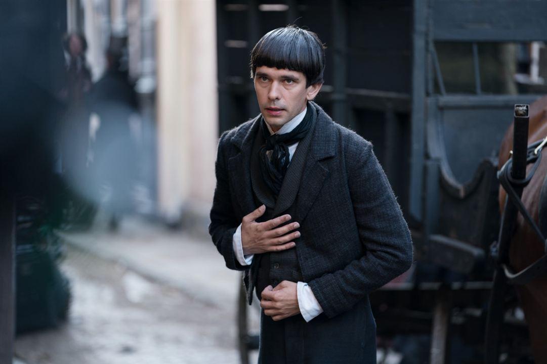 La increíble historia de David Copperfield: Ben Whishaw