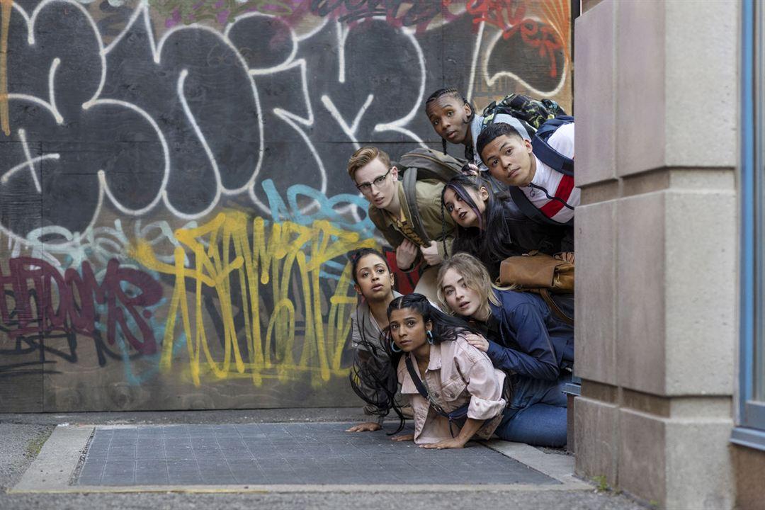 Work It: Al ritmo de los sueños : Foto Liza Koshy, Sabrina Carpenter