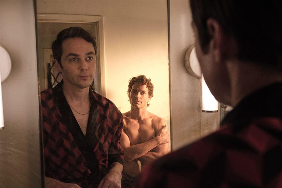 Los chicos de la banda : Foto Jim Parsons, Matt Bomer