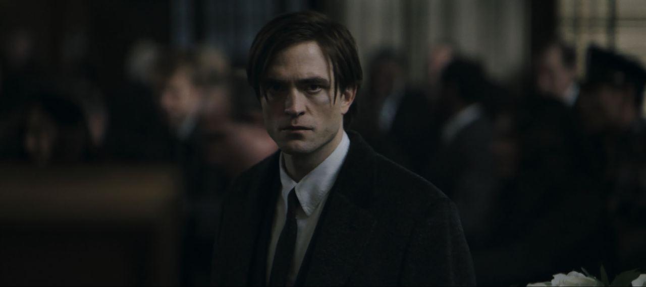 The Batman : Foto Robert Pattinson