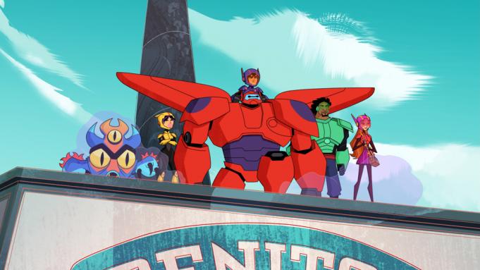 Big Hero 6: la serie : Foto