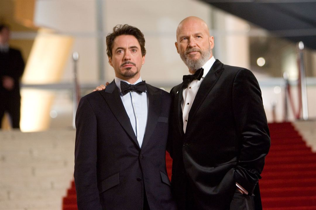 Iron Man : Foto Robert Downey Jr.