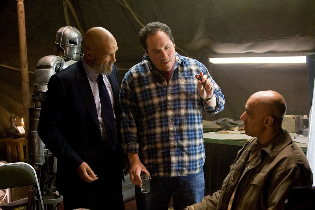 Iron Man: Jeff Bridges, Jon Favreau